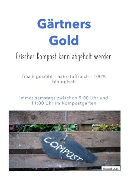 Plakat Kompost